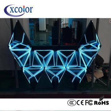 Ecran Led Ecran P4 DJ Indoor Night Club