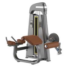 Flexiones de piernas propenso comercial de equipos de gimnasio equipo gimnasio
