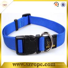 Popular Fashion nylon pet dog collars with leashs