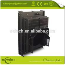 Radiador de agua de cobre para motor Cummin KTA19-G4