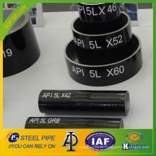 API 5L x80 tubo de aço soldado / tubo para gás natural e óleo