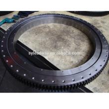 Rodamiento giratorio del rodillo cruzado de la alta precisión para las torres de perforación de la utilidad