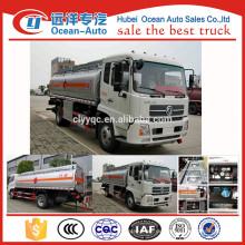 Günstige 5000 Liter Kapazität Kraftstofftank LKW zum Verkauf