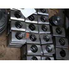 NPS-4′′-56′′valve Lagerhalter