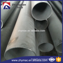 Pipa de acero inoxidable 304 de proveedores China