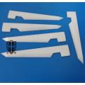 cuchillas zirconia ceramic ferrule cutter bezel