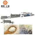 Ligne de production de riz artificiel de machines à riz instantané