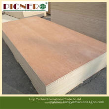 3mm 5mm 7mm 9mm 12mm Commercial Plywood for Furniture