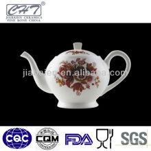 A073 New design porcelain personalized tea pots