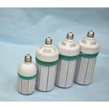 A venda superior conduziu a luz e27 e40 do milho do mergulho 20w 30w 40w 110v 4000 lumen com ventilador luz shenzhen o fornecedor