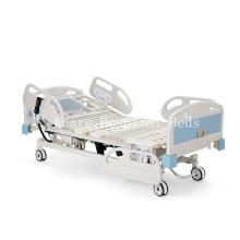 Mit X Ray / CPR ICU Gebraucht Deluxe 5 Funktionen Elektrische Krankenhaus Betten