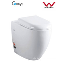 China Manufatory Ceramic Wall-Mounted Toilet with Watermark (A-6005)