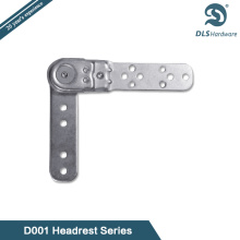 90-180 Degree Sofa Headrest Hinge Furniture Hinge