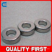 Manufactuer Supply High Quality Samarium Cobalt Ring Magnets