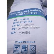 Sodium Hexametaphosphate 68%SHMP