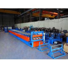 Formage de rouleaux de panneaux de tablier de plancher de zinc