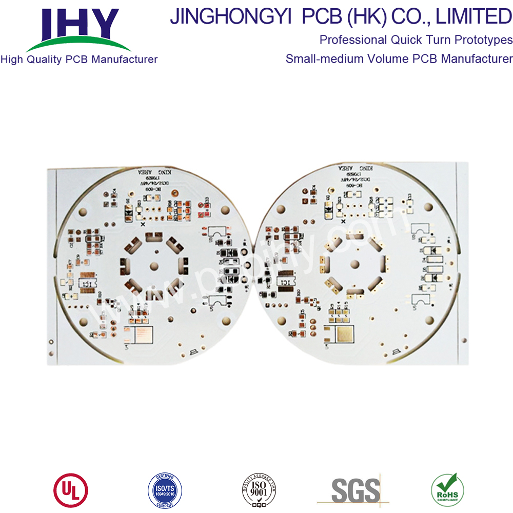 Double Sided Aluminium Base Core PCB