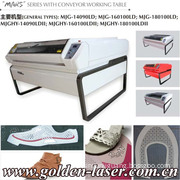 CO2 Laser Cutting Machine for Leather (Double Heads)