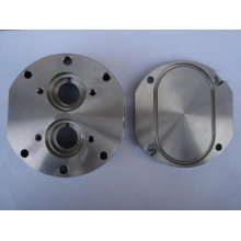 China Casting / Machining Stainless Steel Flange Supplier