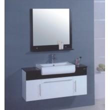 Vanité de cabinet de toilette en MDF (B-512)