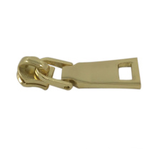 Cheap Customized Jacket Blank Gold Metal Zipper Puller