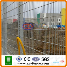 2d double curved wire mesh fence