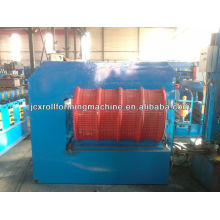 JCX 11kw high speed hydraulic curve machine,steel crimp machine