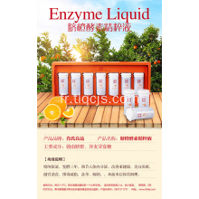 Liquide d'enzymatique essence