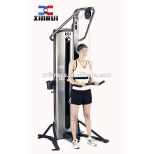 extensão forte do braço dos equipamentos de ginástica comercial do equipamento da aptidão do gym do corpo