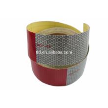 """ABN DOT-C2 2 """"X 30 'Trailer Conspicuity DOT reflectante cinta roja / blanca"""