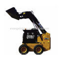 China brand new XCMG 0.75t skid steer loader with 100hp deutz engine XT760