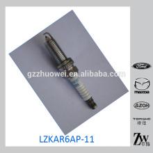 Acessórios carro Japão Vela de ignição para TIID (A) 22401-ED815 / LZKAR6AP-11