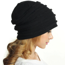 (LKN15039) Promotional Winter Knitted Beanie Hats