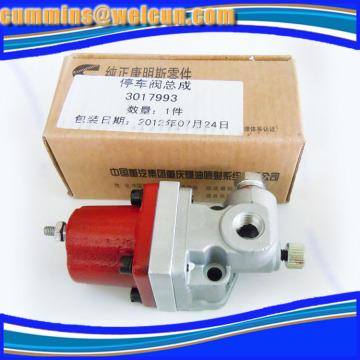 Valve électro-magnétique CUMMINS K19 3017993 Fabriqué en Chine