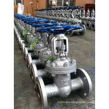 DIN F5 Series Rising Stem Gate Valve (DN50 PN16)
