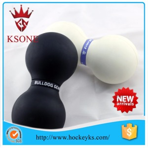 double cross fit massage balll