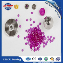 High Compressive Strength Natural Ruby Jewel Bearing