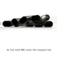 Square carbon fiber tube with 150mm large diameter