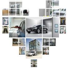 Подвал Гараж Подъемник Электрогидравлический Передвижной Парковка Лифт