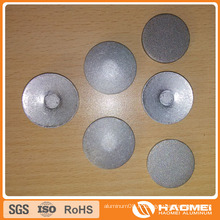 99,7% Aluminium Composition Slugs en aluminium 1070