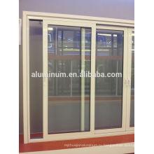 Алюминиевые тепловые раздвижные раздвижные двери