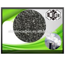 Carvão activado granular de carvão impregnado