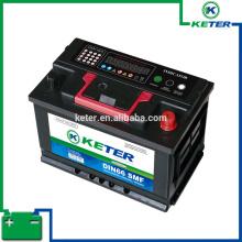 Baterias de carro usado do tipo de Keter da bateria da bateria de carro SMF 55d23l para venda