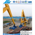 Slag Steel Hydraulic Jetty Power Plant Machine E Crane