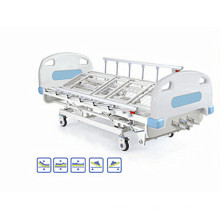 Manual Four Crank Rolling Medical Bed