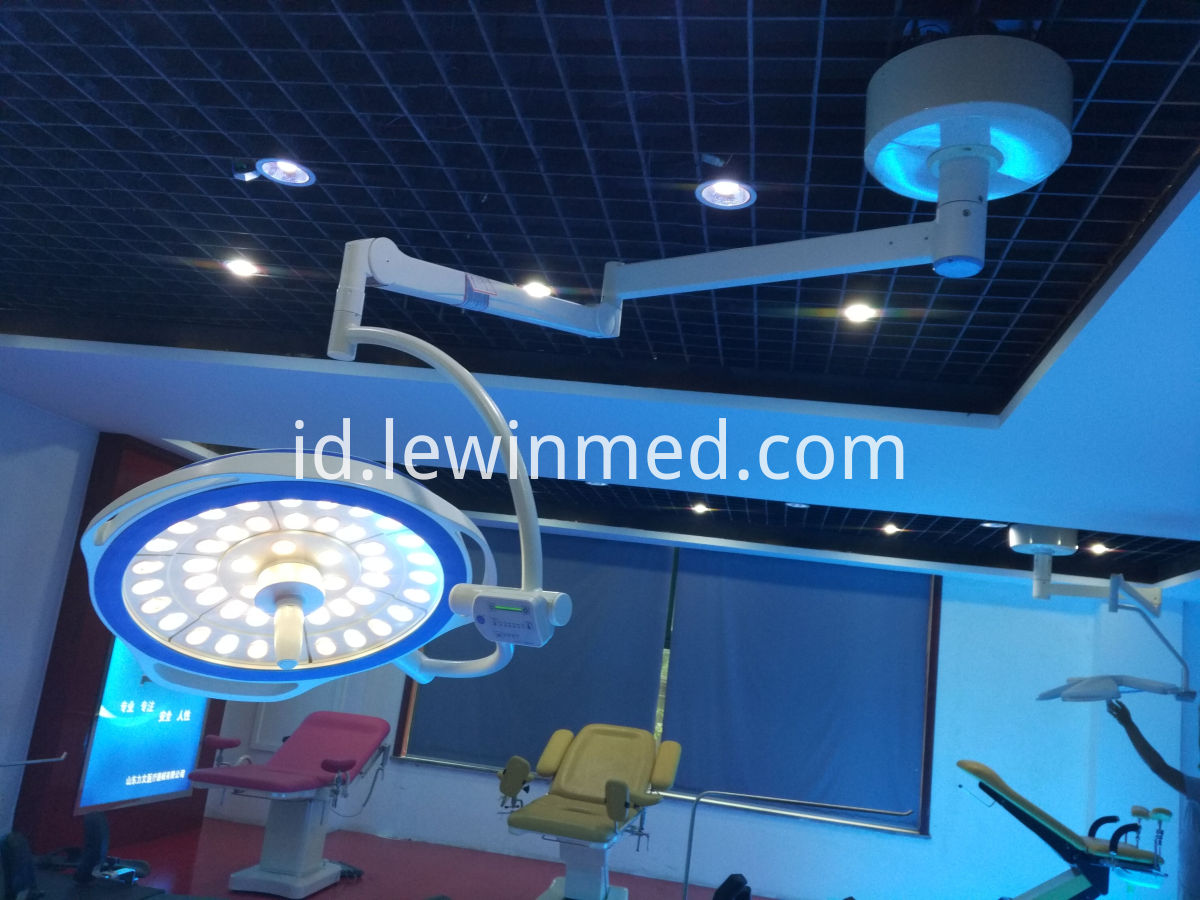 Hospital ICU room led light