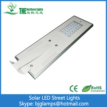 20Watt Solar LED Street Lamps Outdoor Lighting