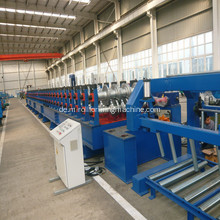 Cold Floor Stahl Deck Roll Formmaschine