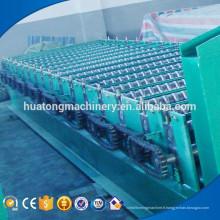 Rouleau de tuile ondulé de tôle de qualité superbe formant la machine