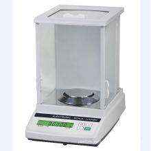 Escala de equilibrio analítica electrónica 0.0001g-220g con muy alta precisión